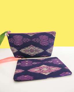 Zippy pouch set #002
