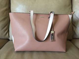 Preloved Authentic Calvin Klein Totebag