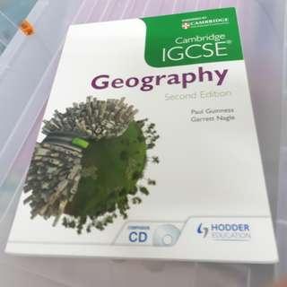 Cambridge IGCSE geograohy second edition