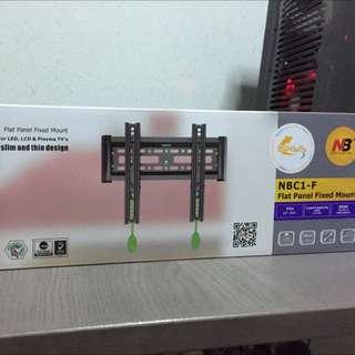 "Ultra Slim TV Wall Mount for 17-37"" LCD LED 3D Plasma TVs Mode : NBC1-F (Brand New)"