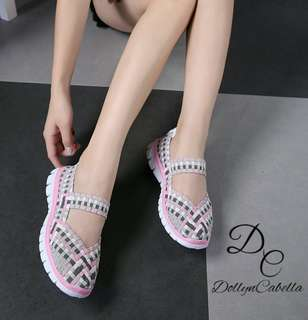 Dollyn Cabella Knitting Shoes 888-5