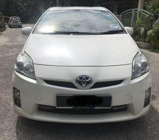 Toyota Prius year 2011