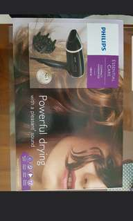 Philips Hair Dryer (1800w)