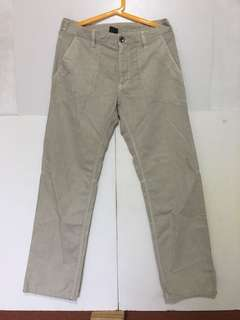 Armani Men's Khaki Pants