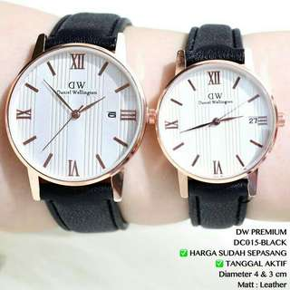 Jam Tangan Couple DW Daniel Wellington