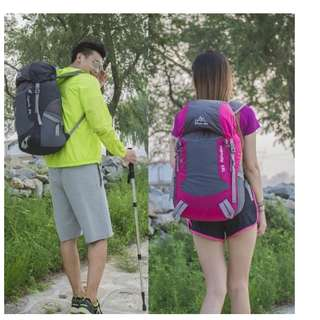 NEXT DAY SHIP Clever Waterproof Hiking Backpack Bag