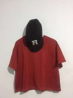 Croptee red