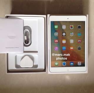 iPad Mini, 4G+wifi, 64GB- Original