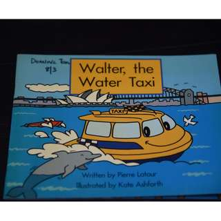 🚚 Walter, the water taxi