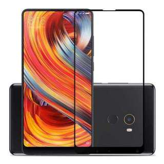 🚚 Mi Mix 2s Tempered Glass Screen Protector