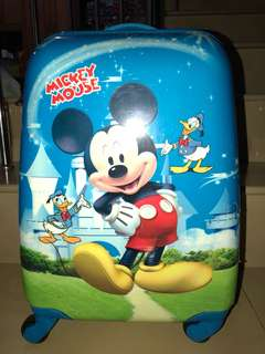 Tas Trolley Anak (Mickey Mouse)