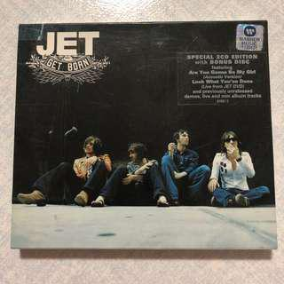 Get Born - Jet music cd and dvd