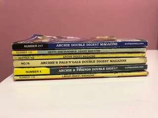 🚚 Archie Comics