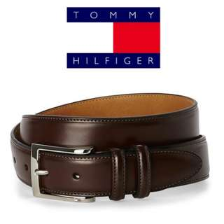 NEXT DAY SHIP Authentic TOMMY HILFIGER Men's Belt