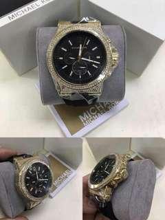 New Michael Kors Swaroski Watch 😍