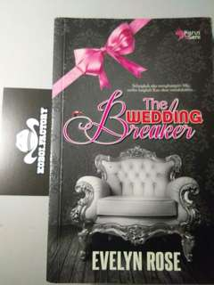 Preloved Novel :The Wedding Breaker