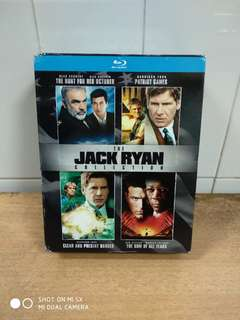 The Jack Ryan Collection - Blu-ray - US import (original)