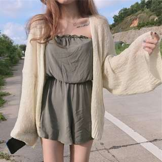Beige Holiday Outer