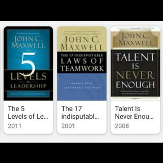 Leadership 3 in 1 Ebooks