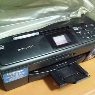 Printer Brother DCP-J125 All-in-one