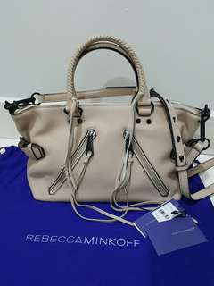 Authentic Rebecca Minkoff Moto Satchel