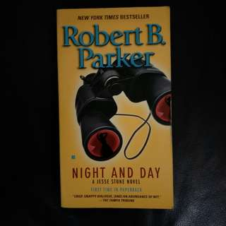 Pre - Loved Night and Day (Jesse Stone Novels) by Robert B. Parker [Paperback]