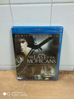 The Last of the Mohicans - Director's Definite Cut - Blu Ray - US import (original)