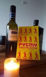 Pygmy by Chuck Palahniuk (the Fight Club guy)