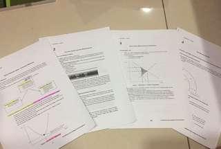 Economics A2 notes
