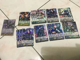 Cardfight Vanguard Shadow Paladin 200s