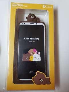 S9+ Line friends smart phone case