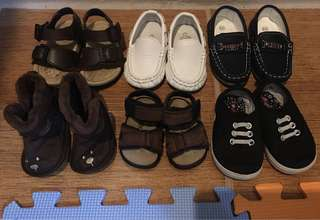 Baby boy shoes / sandals