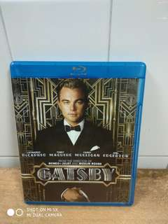 The Great Gatsby - Blu-ray - US import (original)