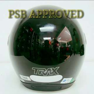 Trax Gross Black PSB Approved