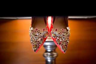 Glamour red heel