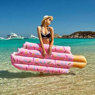 Giant Popsicle/ice cream inflatable float 🍭