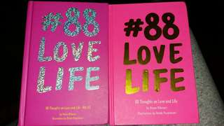 Motivational 88 thoughts on love life