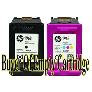 Canon and HP Inkjet Printer Ink Cartridges