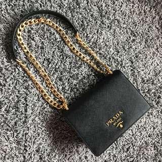 Prada Saffiano Sling Bag
