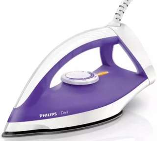 Philips Dry Iron - Considered New (Used Once)
