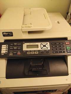 Brother Colour Printer (4 in 1 - fax, scan, copy, print)