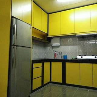 Kitchen Set Kredit DP 0%