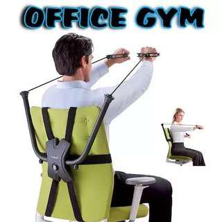 🚚 Office Gym! See Video Inside! Fits most chairs!