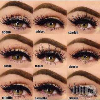 💕Huda Eyelashes 💕