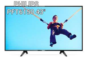 """GSS SALE PHILIPS PFT6150 43""""BRAND NEW"""