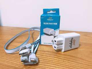 電動車充電插頭