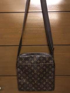 Louis Vuitton Unisex Sling Bag