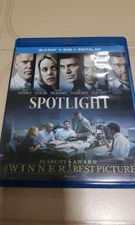 Pre-loved Spotlight Blu Ray Bluray