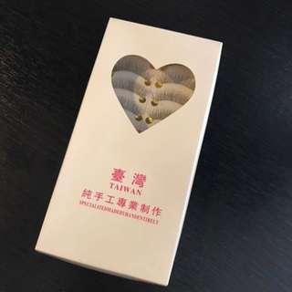 Taiwan Natural False Eyelashes #217 #218