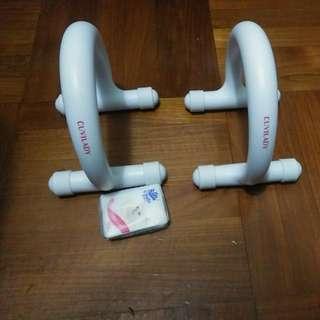 健身用品:掌上壓輔助器 馬鞍山站或沙田站交收免運費